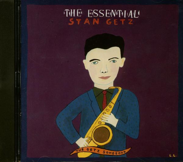 Essential Stan Getz (CD)