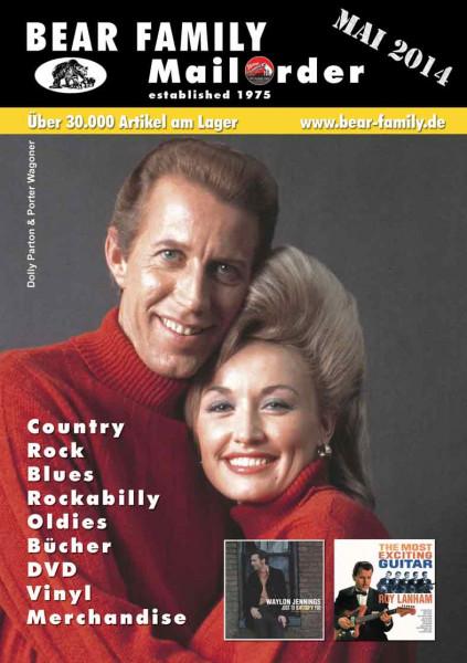 Bear Family Mailorder Catalog 2014 - 05