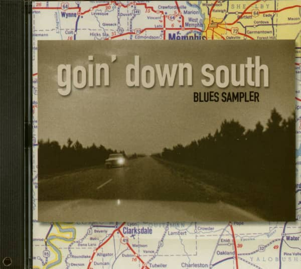 Goin' Down South Blues Vol.1 (CD, Cut-Out)