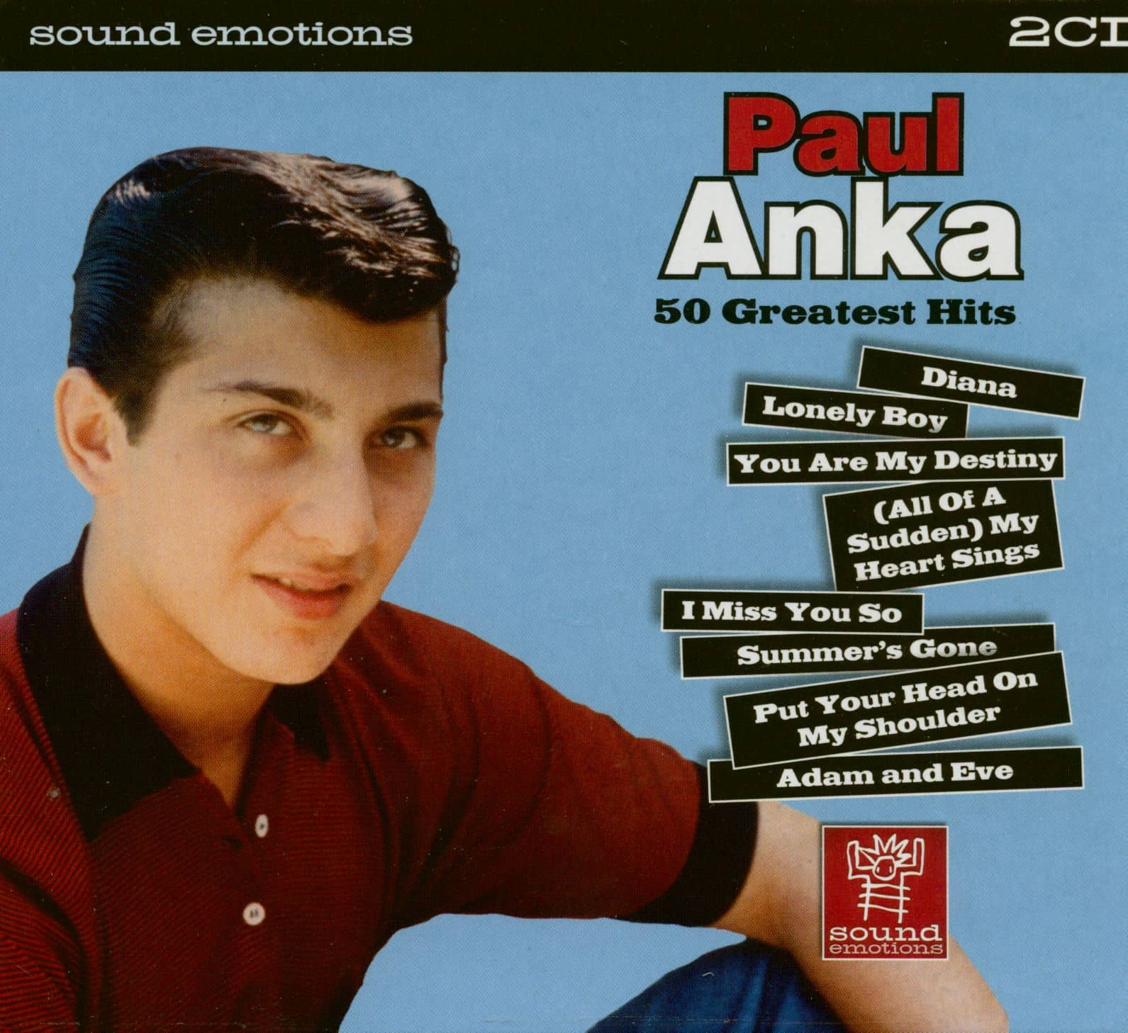 paul anka hello