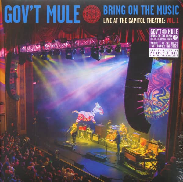 Bring On The Music - Live At The Capitol Theatre Vol.1 (2-LP, Colored Vinyl))