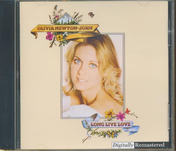 Long Live Love (CD)