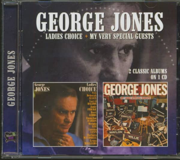 Ladies Choice - My Very Special Guests (CD)