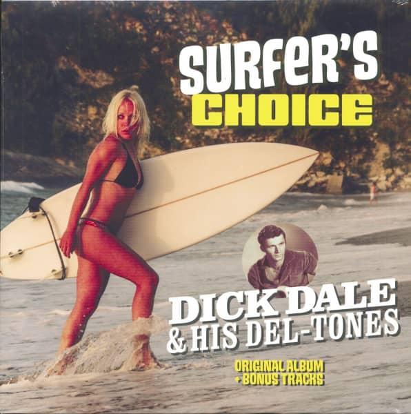 Surfer's Choice plus (LP)