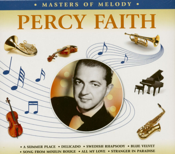 Masters Of Melody (CD)