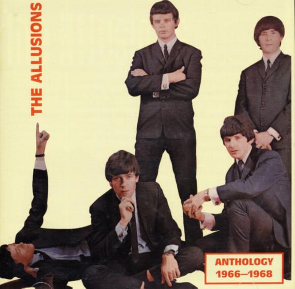Anthology 1966-68