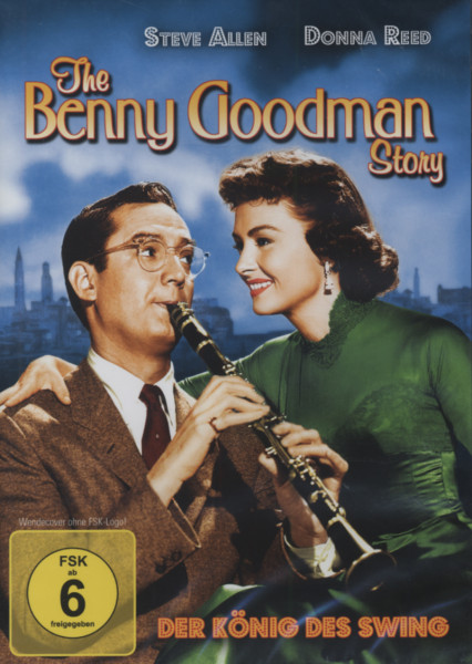 Benny Goodman Story (1955)