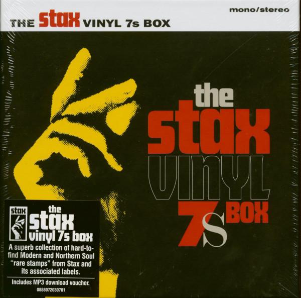 The Stax Vinyl 7s Box (7x45rpm Box Set, 7inch, SC)
