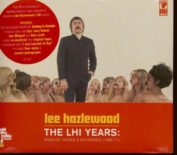 Lhi Years: Singles, Nudes & Backsides 1968-1971 (CD)