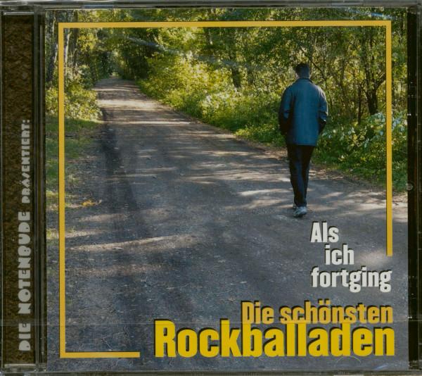 Als Ich Fortging - Die Schönsten Rockballaden (CD)