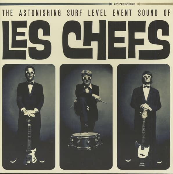 The Astonishing Surf Level Event Sound Of ... (LP, Ltd.)