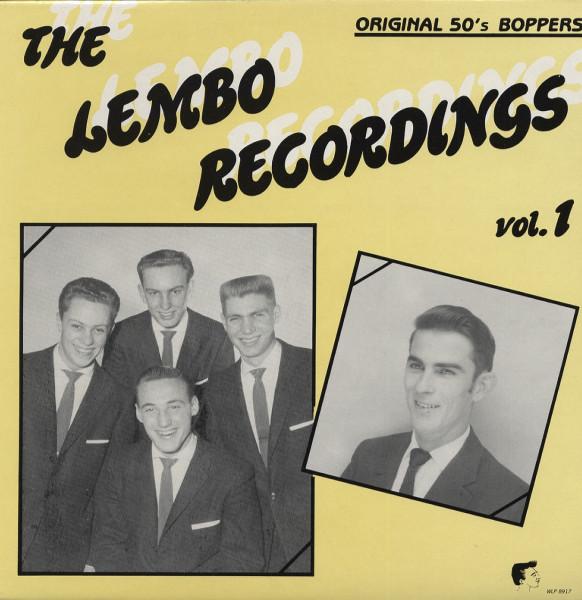 The Lembo Recordings Vol.1 (LP)