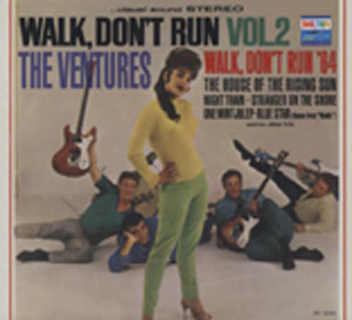 Vol.2, Walk, Don't Run (1964)
