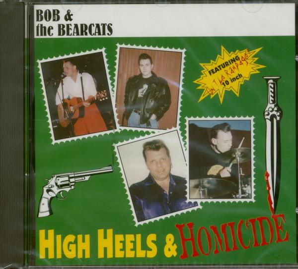 High Heels & Homicide