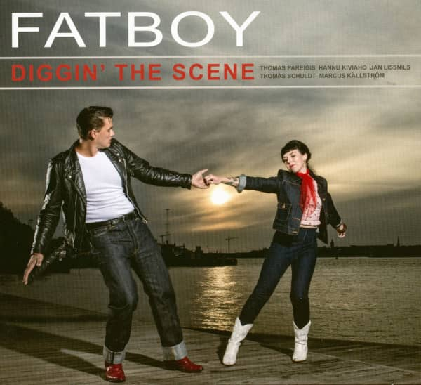 Diggin' The Scene (CD)