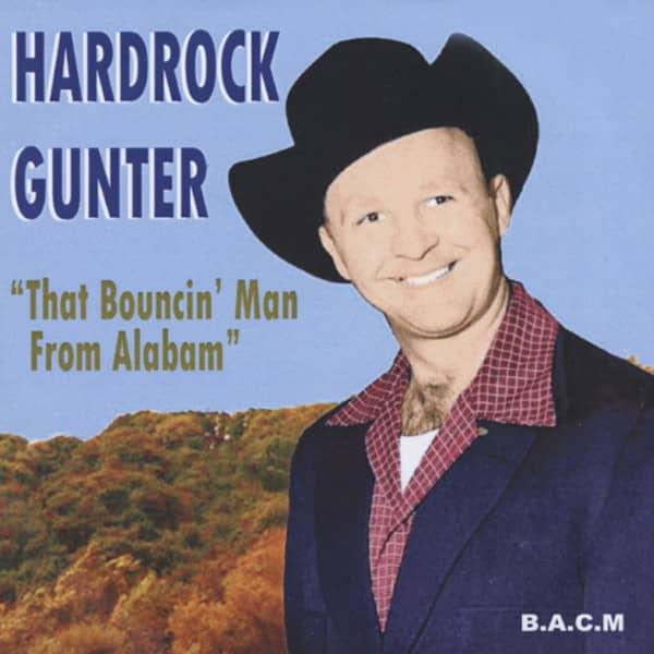 The Bouncin' Man From Alabam 1951-55