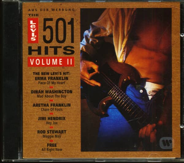 The Levi's 501 Hits - Volume 2 (CD)