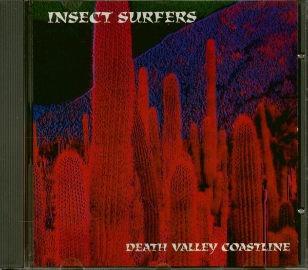 Death Valley Coastline (CD)