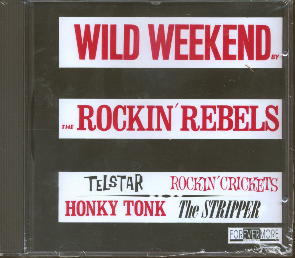 Wild Weekend (CD)