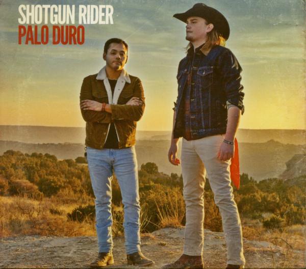 Shotgun Rider (CD)