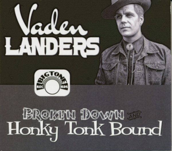 Broken Down And Honky Tonk Bound (CD)