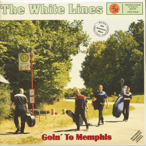 Goin' To Memphis (LP, Limited Edition)