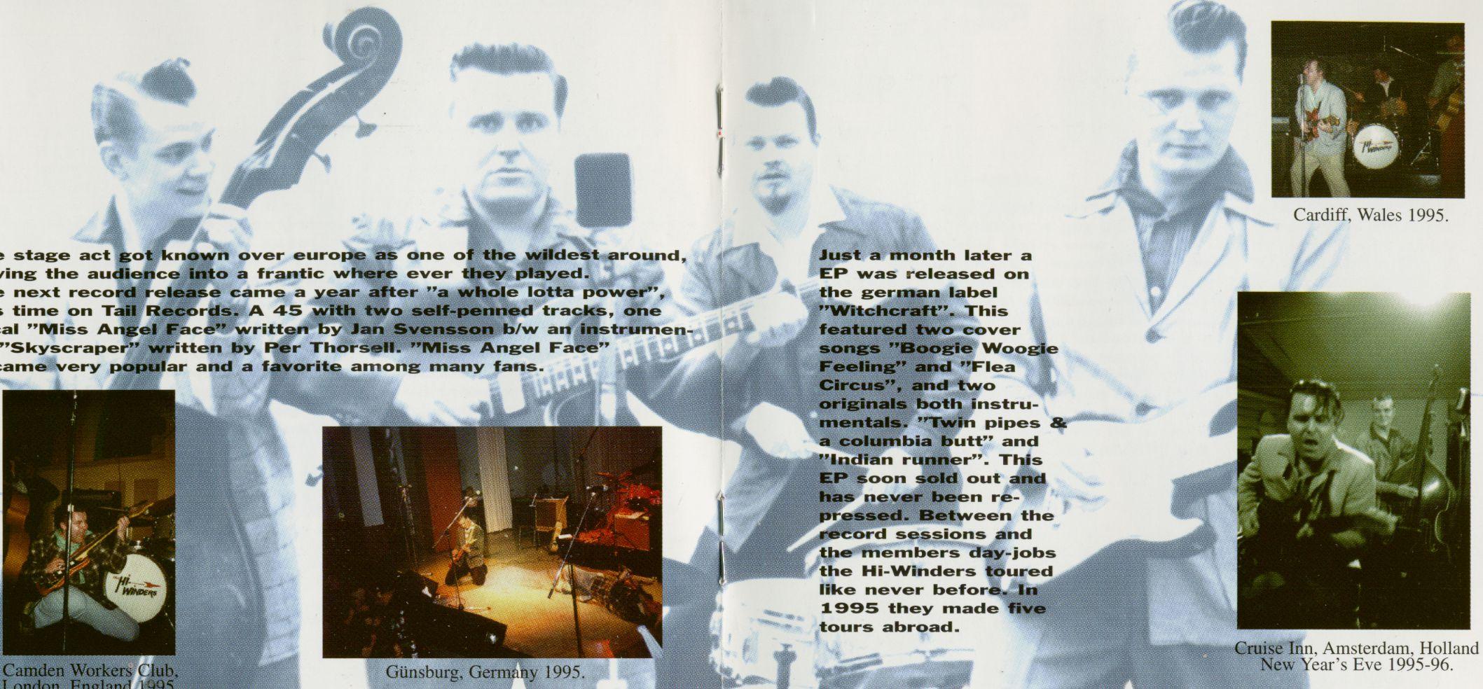 The Hi-Winders The Hi-Winders Story (CD)