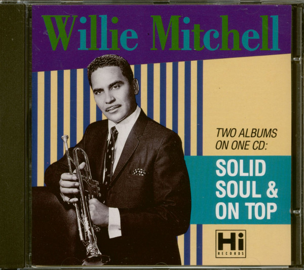 Solid Soul - On Top (CD)