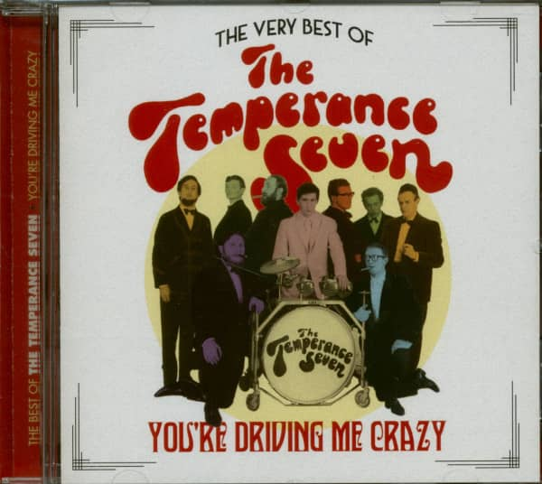 The Very Best Of - You're Driving Me Crazy (CD)