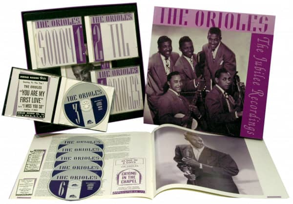 The Jubilee Recordings (6-CD Box Set)