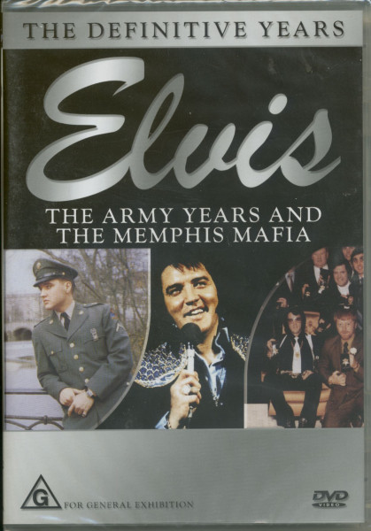 Elvis - The Army Years And The Memphis Mafia (DVD)
