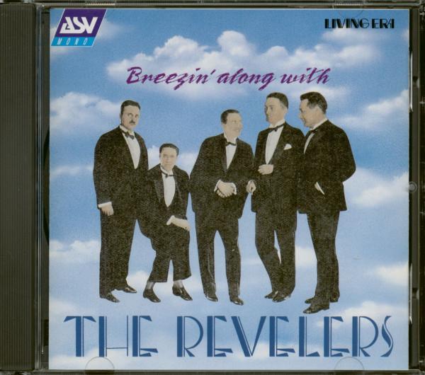 Breezin Along With Revelers (CD)