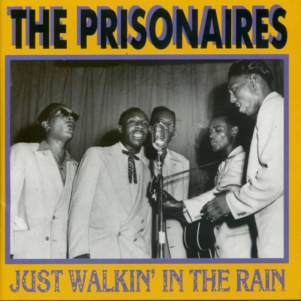 Just Walkin' In The Rain (CD)