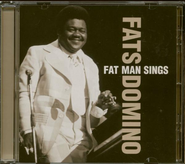 Fat Man Sings (CD)