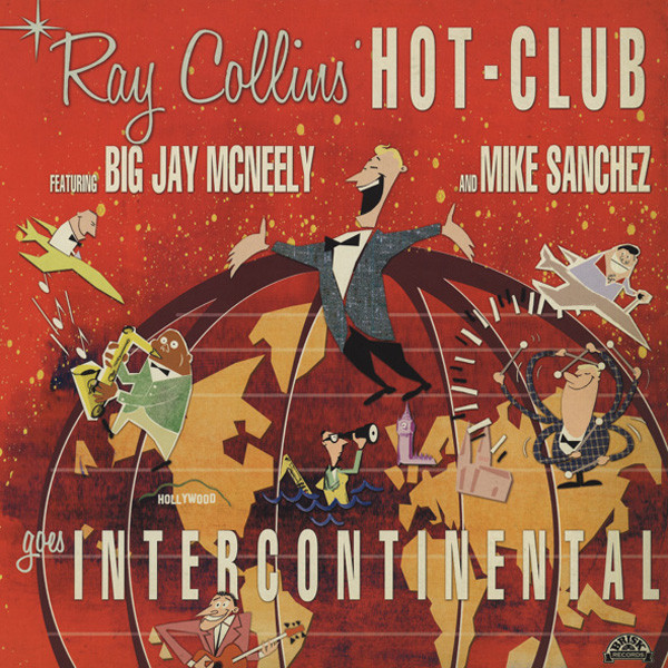 Goes Intercontinental - 190g Vinyl