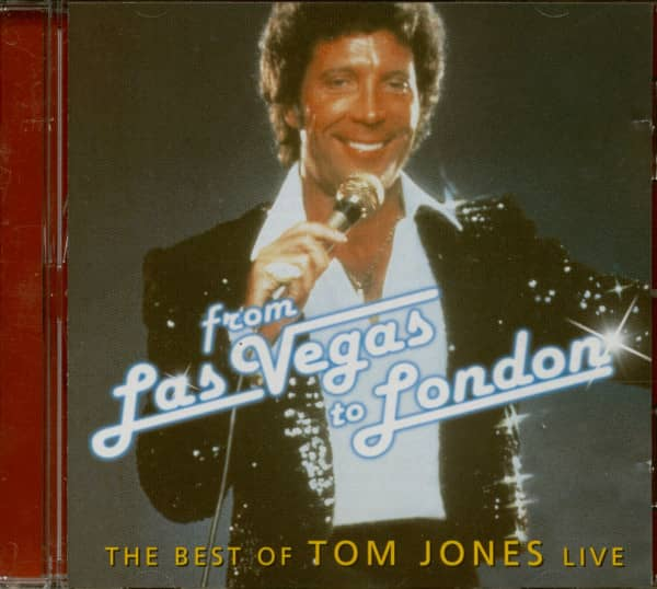 From Las Vegas To London (CD)