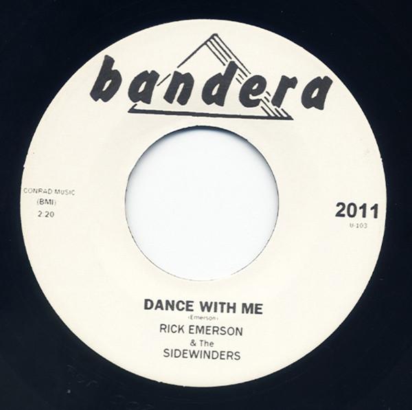 Dance With Me b-w Run Daddy Run 7inch, 45rpm