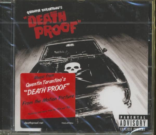 Death Proof - Original Soundtrack (CD)