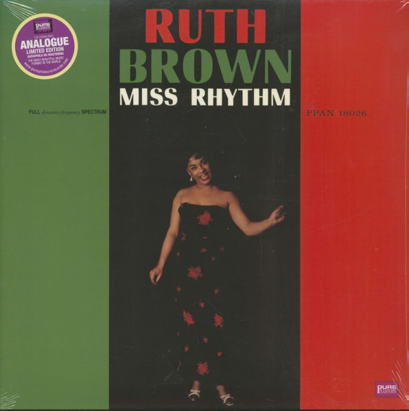 Miss Rhythm (LP, 180g Vinyl)