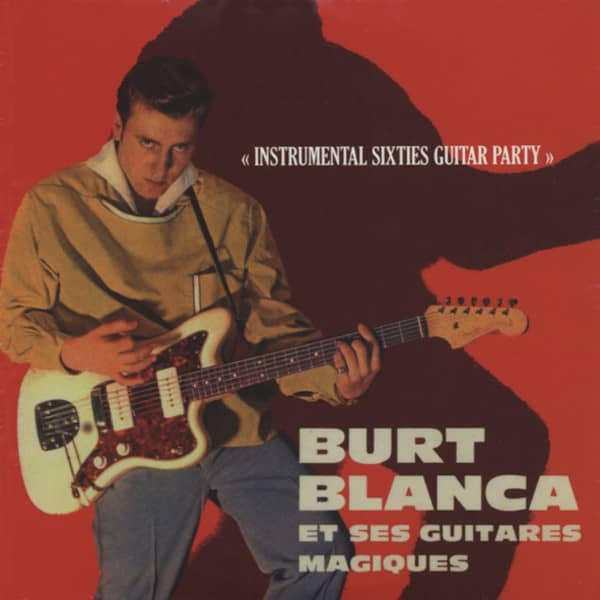 Instrumental 60's Guitar Party