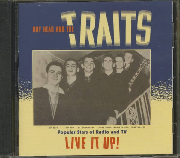 Live It Up (CD)