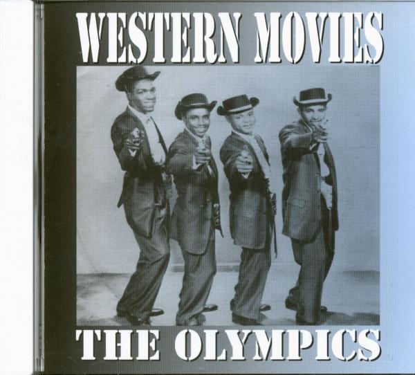 Western Movies (CD)