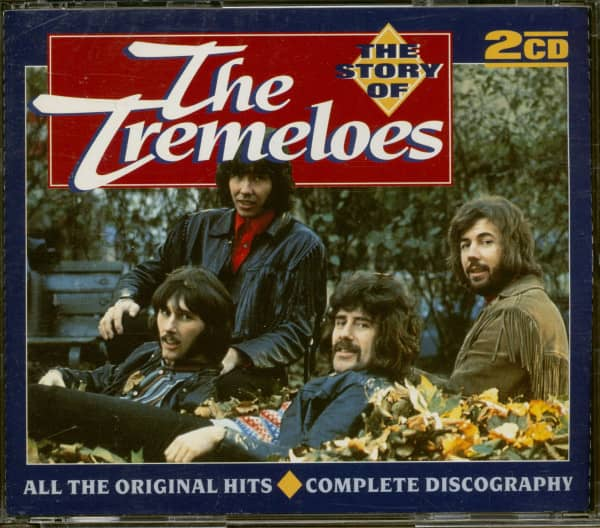 The Story Of The Tremeloes (2-CD)