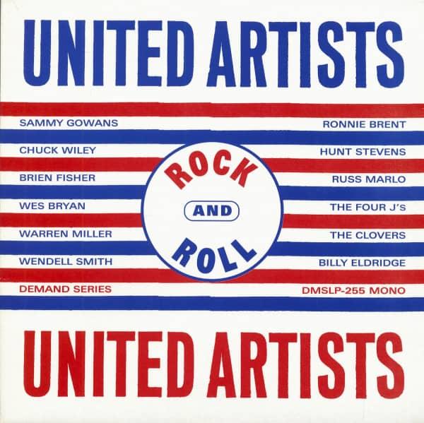 United Artists Rock & Roll (LP)