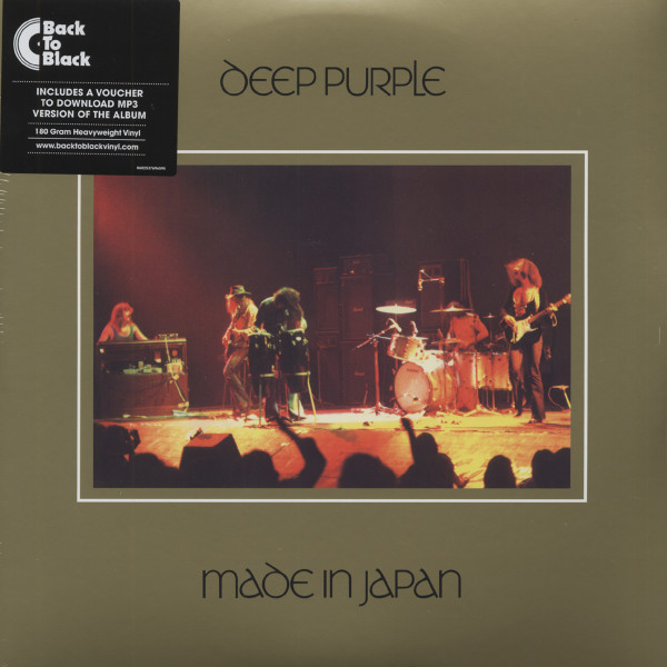 Made In Japan (2x180g Vinyl)