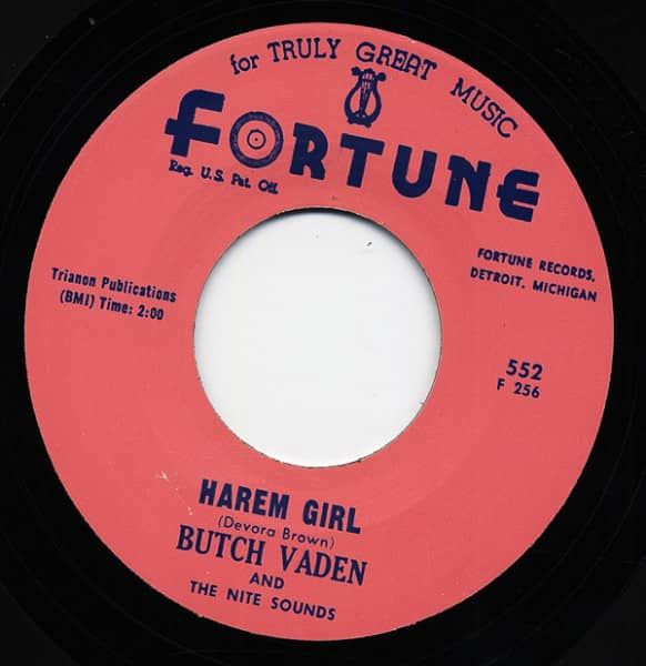 Harem Girl - The Roll 7inch, 45rpm