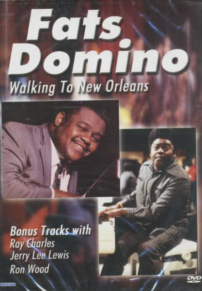 Walking To New Orleans - Live (DVD)
