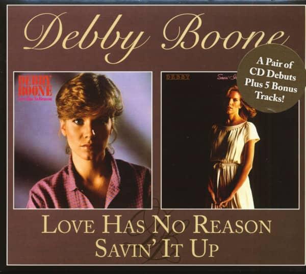 Love Has No Reason - Savin' It Up (CD)