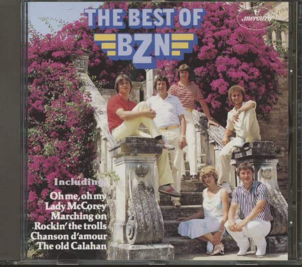 The Best Of BZN (CD)