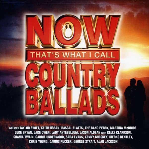 Now That's What I Call Country Ballads (2012)